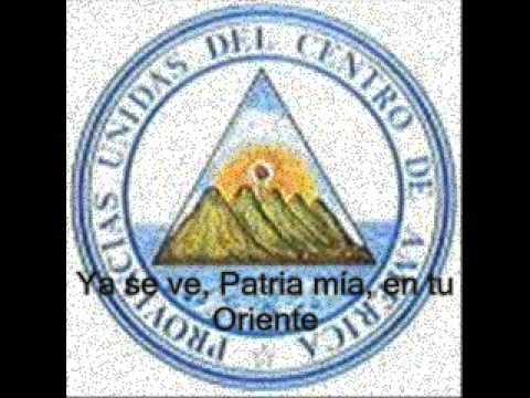 himno de centroamerica la granadera