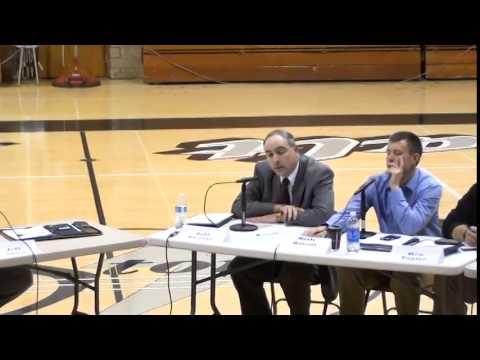 Salt Fork Storm Board of Education Candidate Forum Pt 1