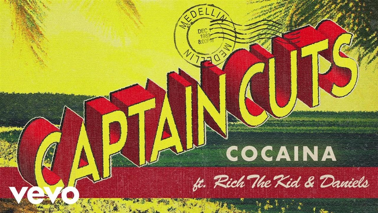 Captain Cuts - Cocaina