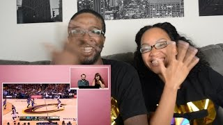 Irish People Watch The NBA Finals! REACTION