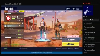 The fortnite gameshow channel 72