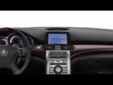 2012 Acura RL Video