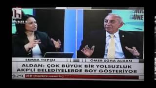 CHP'li Ömer Süha Aldan'ın AKP'li Belediyedeki Sucuk Yolsuzluğu ...