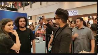 Guru Randhawa || live || at delhi | oneplus 6 | unboxes the recently launched flagship | smartphone