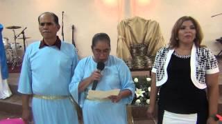 Apostol Eduardo Rdz- el manto para la Iglesia HD