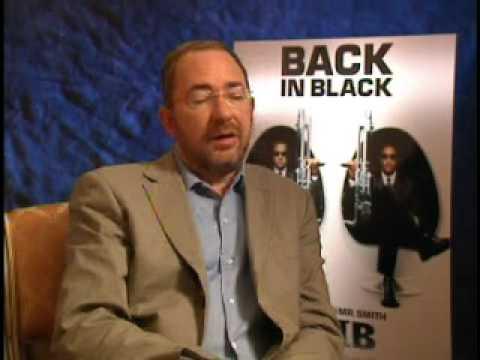 """Interview Barry Sonnenfeld, """"Men In Black II"""""""
