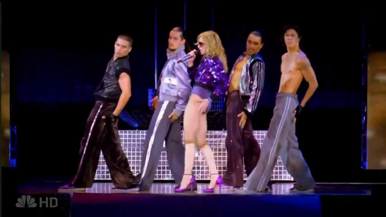 Madonna Hung Up Live At The Confessions Tour Hd Youtube
