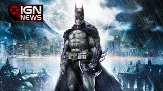 IGN News_ Batman_ Arkham Origins Announced and Dated