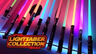 The Ultimate Lightsaber Collection (4K)