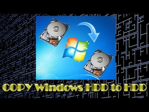Как сделать клон системы windows 7 и установить на ssd