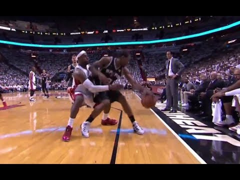 Kawhi Leonard Highlights vs Heat - Game 3 - 2014 NBA Finals
