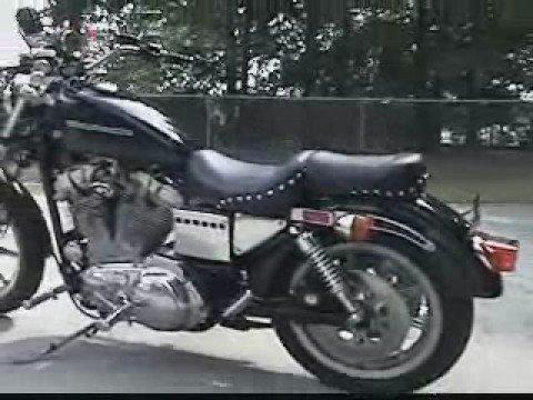 87 Harley-Davidson Sportster