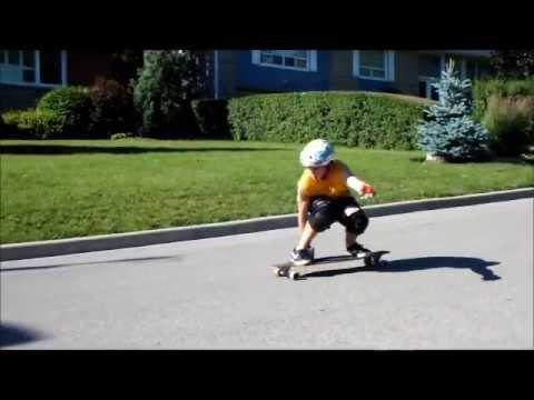 Ace of Dymondz Topmount Longboard - Featuring Adam Lieberman