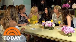 'Bad Moms' Cast Plays 'Never Have I Ever,' Reveal Their 'Bad Mom' Moments | TODAY