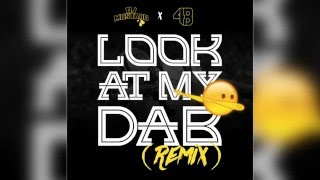 MIGOS - LOOK AT MY DAB [DJ MUSTARD & 4B REMIX] **DOWNLOAD LINK IN DESCRIPTION**