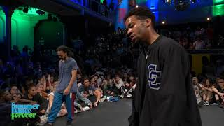 Alex the Cage vs Gonzy SEMI FINAL Hiphop Forever - Summer Dance Forever 2019