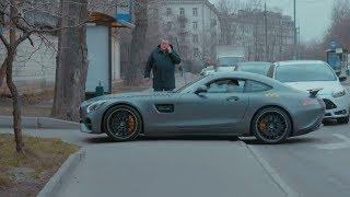 Эконом-Такси  на AMG GT Mercedes