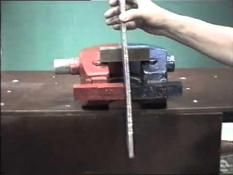 Движение алюминиевой полосы в магнитном поле токи Фуко от http://www.24magnet.ru
