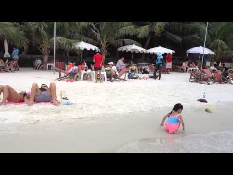 Koh Samet at Sai Kaew Beach Island Resort in Thailand