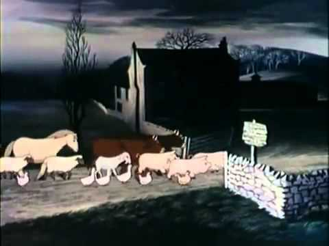 فيلم الكارتون الرائع مزرعة الحيوانات Animal Farm video