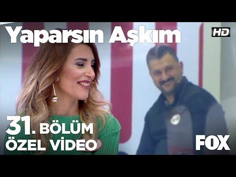İlker Ayrık'ın hediyesi Trabzonlu yarışmacıyı çılgına çevirdi! Yaparsın Aşkım 31. Bölüm