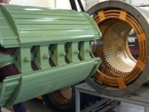 bobinado grandes motores