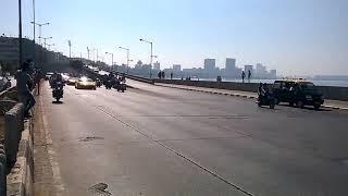 Super cars in  Mumbai  marine drive