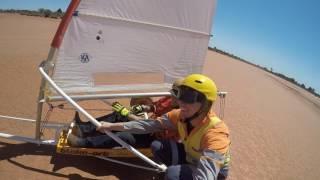 Land Sailing Western Australia