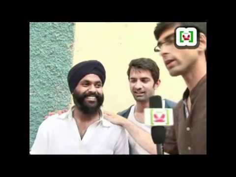 Barun Sobti and Akshay Dogra - The Gangster and The Prankster Part 1