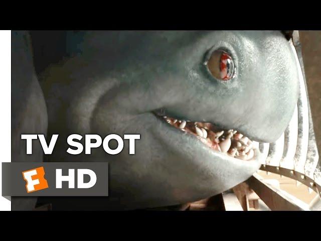 Monster Trucks TV SPOT - Incredible (2017) - Lucas Till Movie