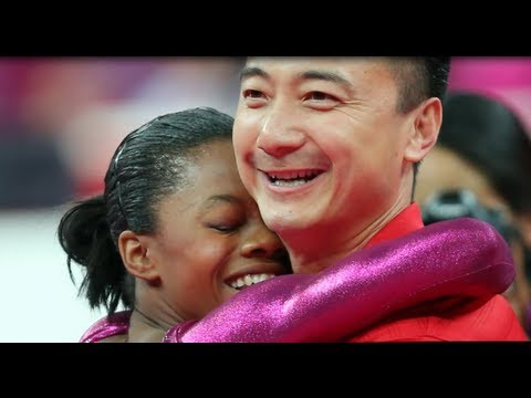 Women's Gymnastics All Around! Gabrielle Douglas - FX Women's Olympic