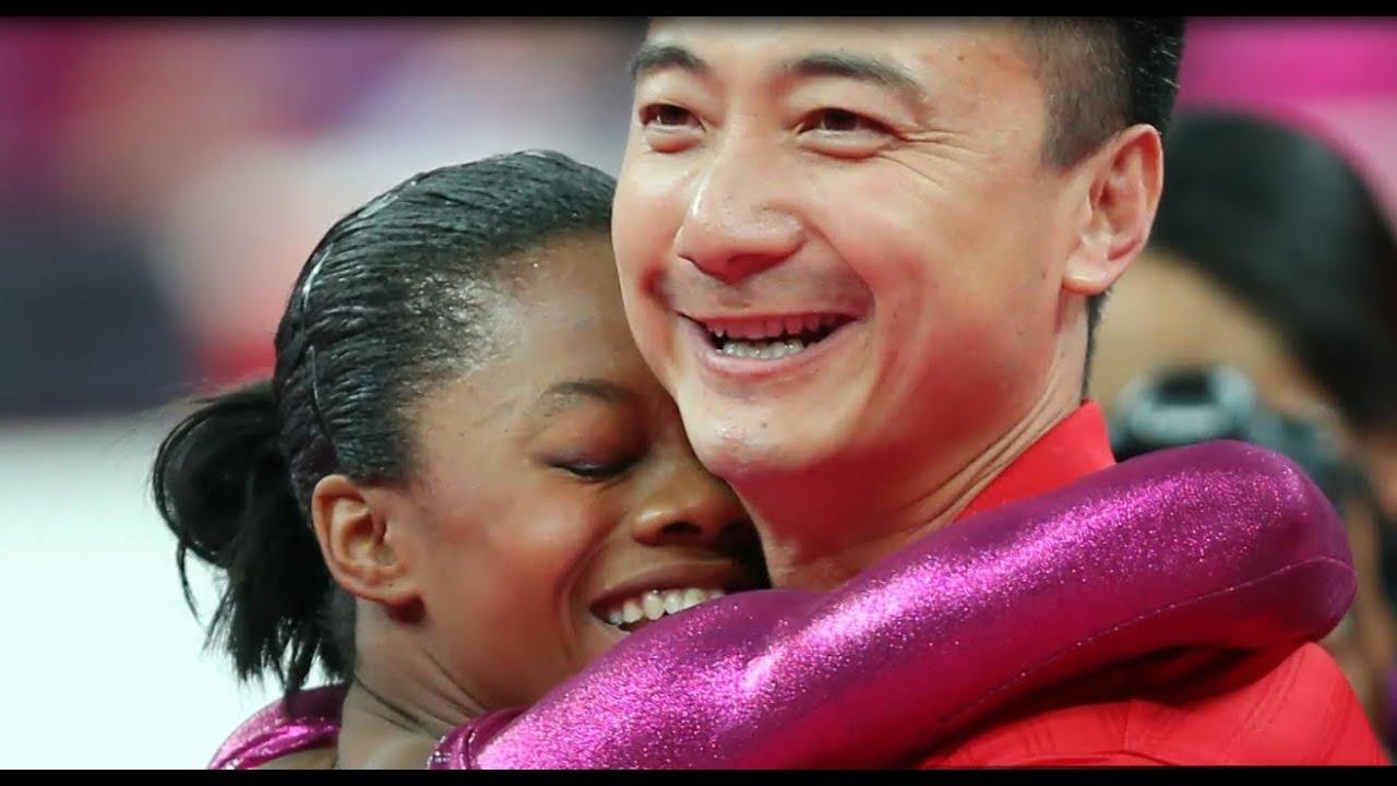 gabrielle douglas wins gold medal in womens gymnastics