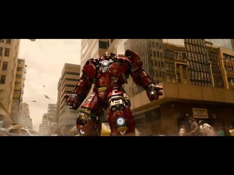 Marvel's  Avengers  Age of Ultron    Teaser Trailer OFFICIAL