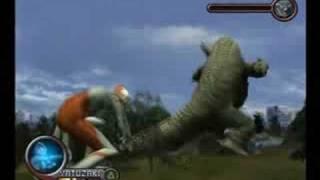 ウルトラマン VS バルタン星人&ゼットン PS2の動画