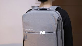 What's in My Bag v2.0 - Xiaomi Minimalist Urban Backpack Review