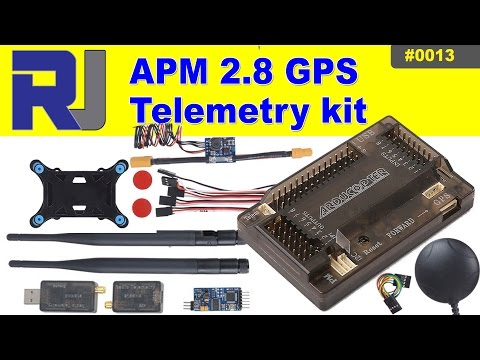 APM 2.8 Flight Controller GPS Telemetry kit