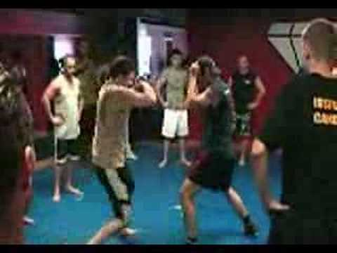 MMA Training Drills and Lesson Image 1