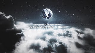 Kid Trunks - Do You Know What Is Right? (Visualizer) (feat. Noah Cyrus)