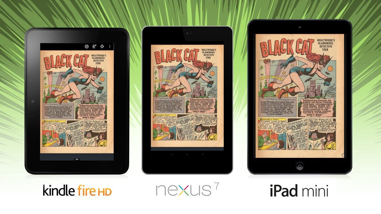 what is kindle fire hd