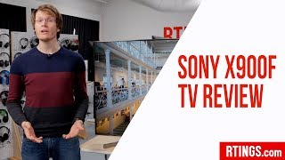 Sony X900F  TV Review - RTINGS.com