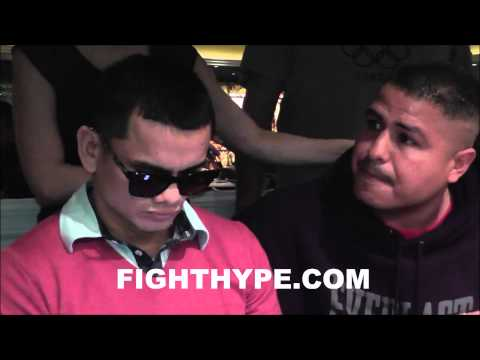 ROBERT GARCIA SAYS FLOYD MAYWEATHER CAN EXPECT A LOT MORE BODY SHOTS FROM MARCOS MAIDANA