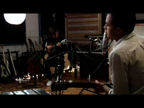The Fray - You Found Me - Acoustic video