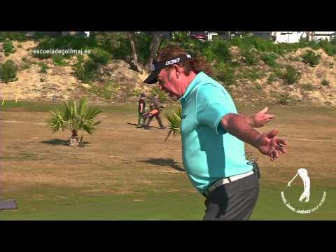 Miguel Ángel Jiménez Golf Academy - Grip de Putt