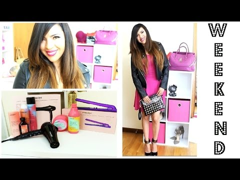 Maquillaje+Peinado+Outfit fin de semana ♥ BeautybyNena