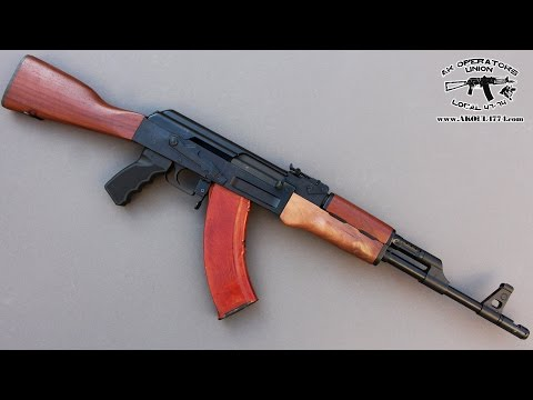 NEW AK47 C39 V2 from Century Arms - Exclusive look under the