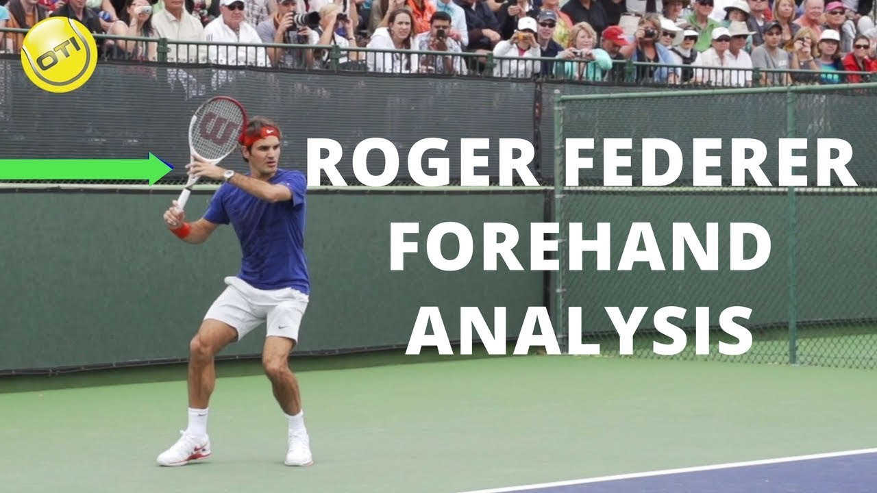 How Has Federer's Forehand Changed?