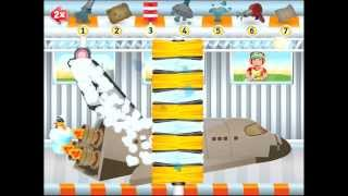 Funny Planes Wash Game | Top Best Apps for Kids