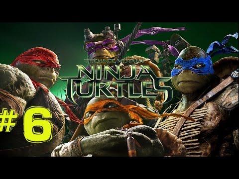 Teenage Mutant Ninja Turtles: Movie Game Part 6 RAT KING