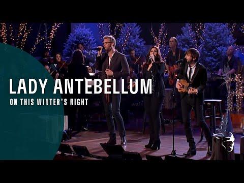Lady Antebellum - On This Winters Night