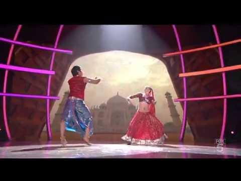 Mollee & Nathan - Bollywood - SYTYCD -USA-s6